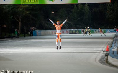 Winst in winters Amsterdam #KpnCup11