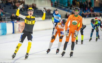 Talent Haasjes naar Schaatsteam Bouwselect – Knol vertrekt