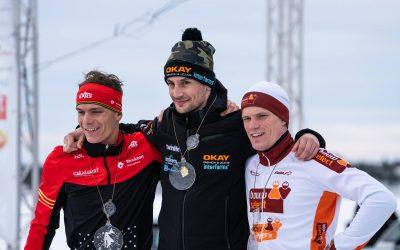 KPN Grand Prix 4 en 5 Luleå #Zweden