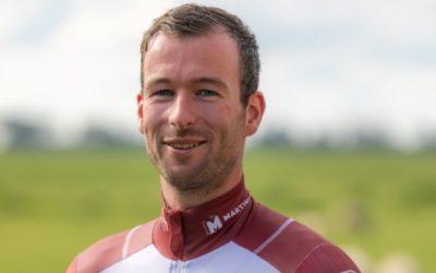 Interview Kevin Hoekstra met schaatsen.nl