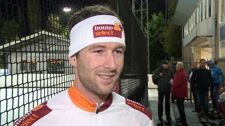 Kevin Hoekstra net buiten podium bij eerste marathon Amsterdam