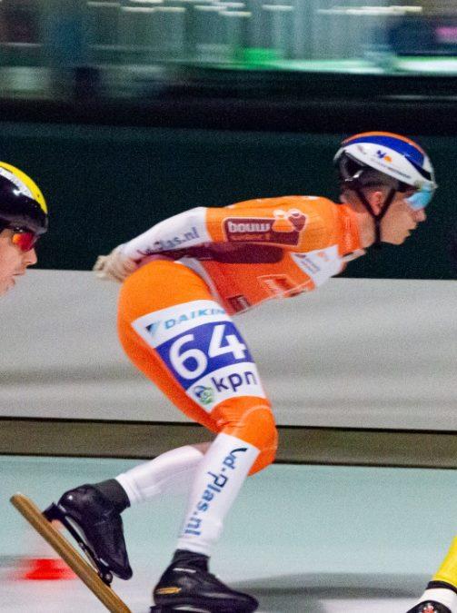 Harm Visser wint vijfde wedstrijd KPN Marathon Cup Beloften