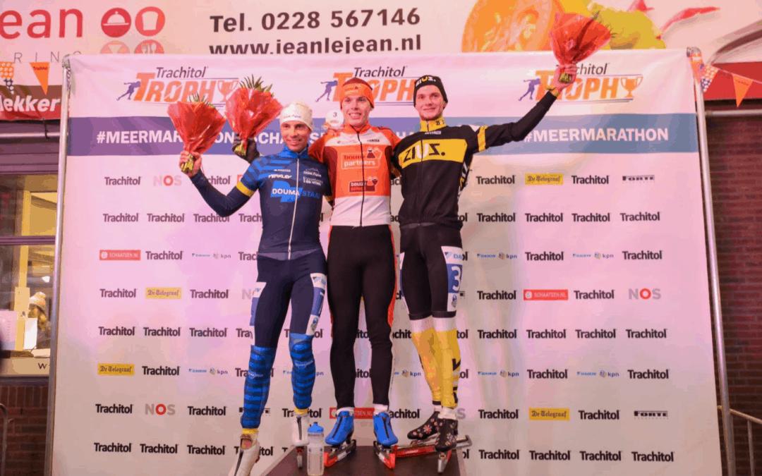Rémon Vos wint Hoornse etappe Trachitol Trophy