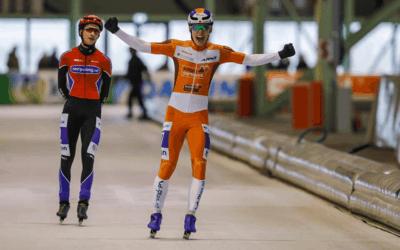 Aanvallende Rémon Vos pakt eerste NK-titel: 'De sterkste heeft gewonnen'